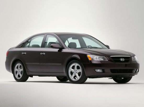 2006 Hyundai Sonata Models Trims Information And Details
