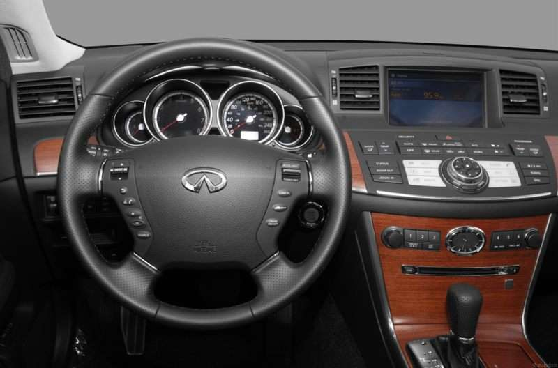 2006 Infiniti M35 Pictures Including Interior And Exterior Images