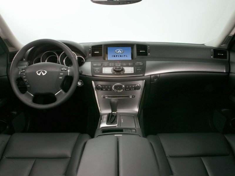 2006 Infiniti M45 Pictures Including Interior And Exterior Images