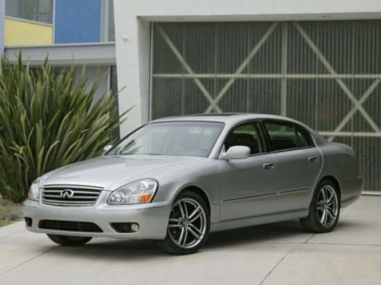 2006 Infiniti Q45 Models  Trims  Information  And Details