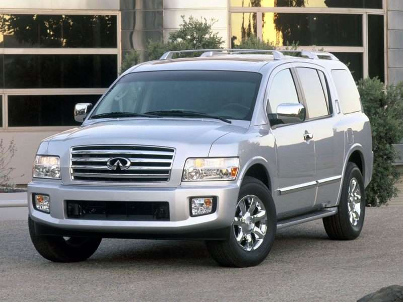 2006 Infiniti Qx56 Pictures Including Interior And Exterior Images