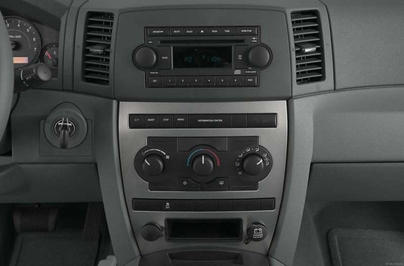 2006 Jeep Grand Cherokee Pictures including Interior and Exterior