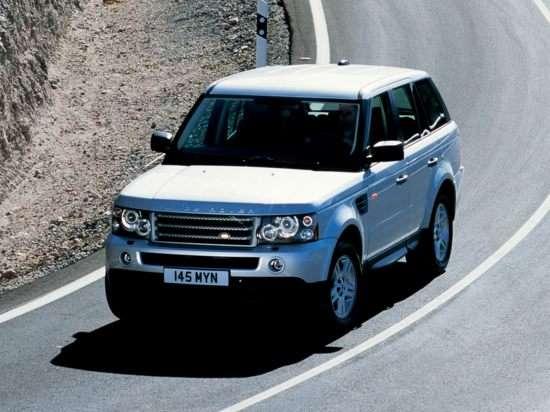2006 land rover range rover sport buy a 2006 land rover. Black Bedroom Furniture Sets. Home Design Ideas
