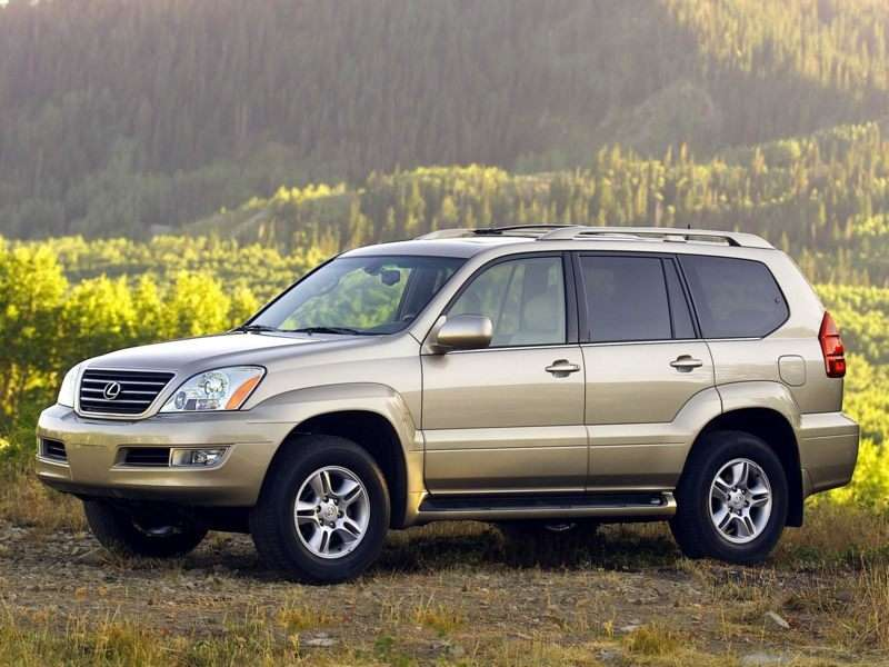 2006 lexus gx 470 pictures including interior and exterior images. Black Bedroom Furniture Sets. Home Design Ideas