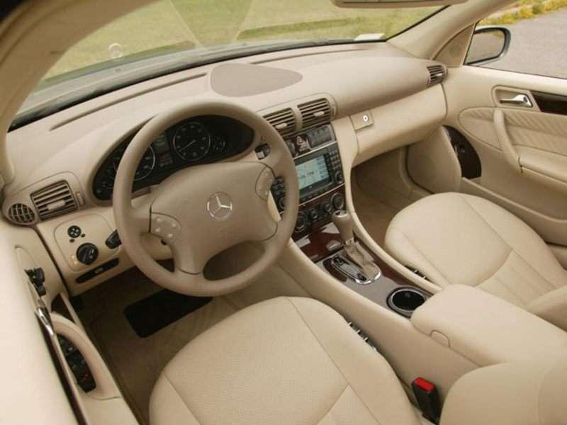 2006 Mercedes Benz C Class Pictures Including Interior And Exterior Images  | Autobytel.com
