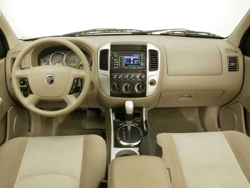 2006 Mercury Mariner Hybrid Pictures Including Interior And Exterior Images Autobytel