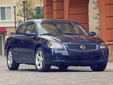 2006 Nissan Altima Specifications Details And Data Autobytel Com