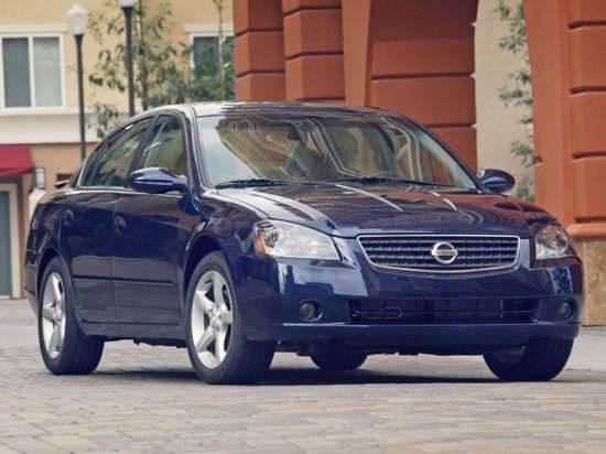 2006 nissan altima models trims information and details. Black Bedroom Furniture Sets. Home Design Ideas