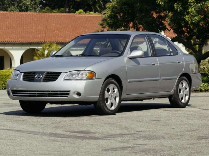 2006 Nissan Sentra Pictures Including Interior And Exterior Images