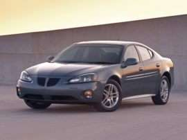 2006 Pontiac Grand Prix Base 4dr Sedan