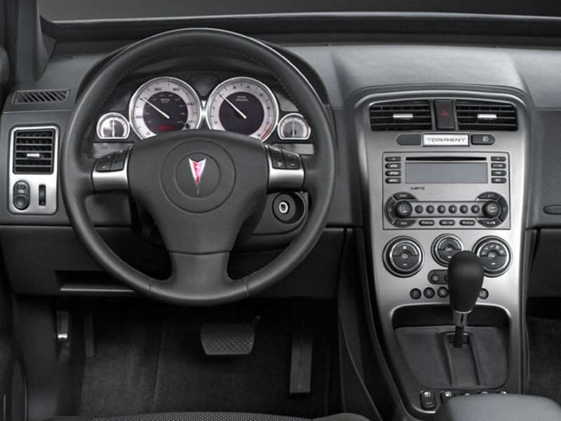 2006 Pontiac Torrent Pictures Including Interior And Exterior Images