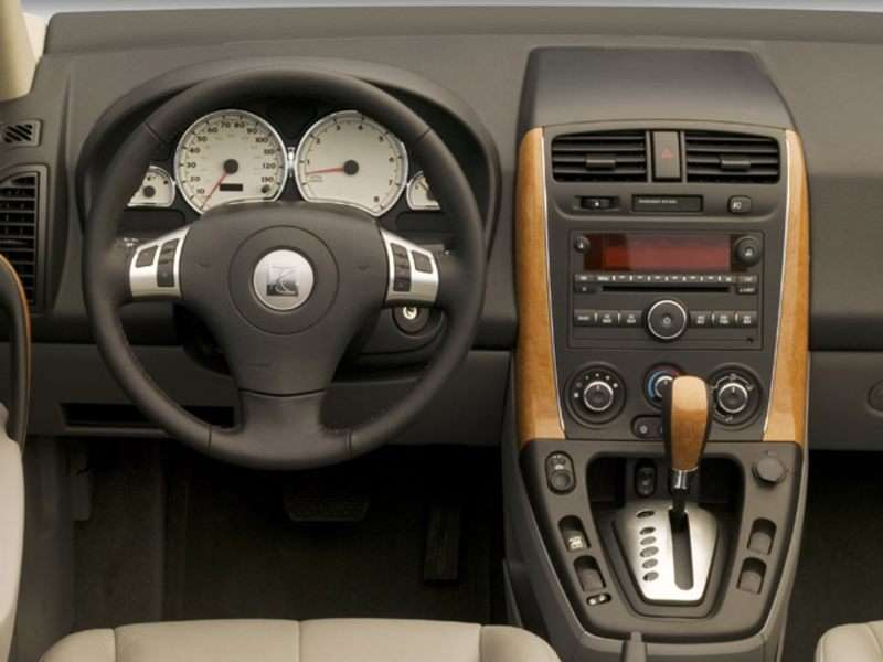 2006 Saturn Vue Pictures Including Interior And Exterior Images