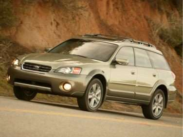 Subaru Issues A Recall On 2005 - 2009 Legacy and Outback For Brake Issues
