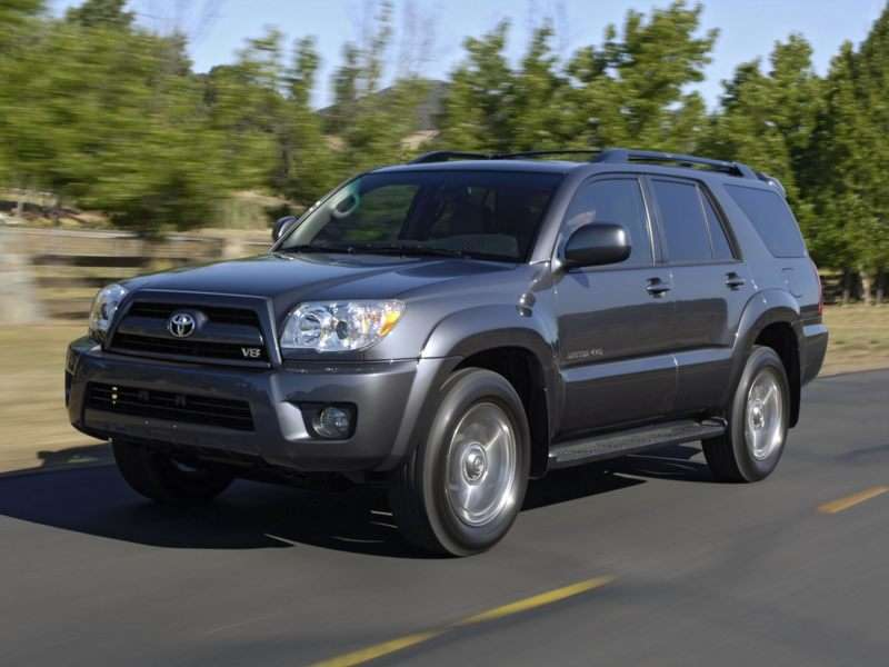 2006 Toyota 4Runner Pictures Including Interior And Exterior Images |  Autobytel.com