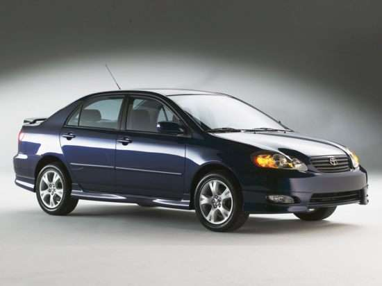 Toyota Corolla Models Trims Information And Details - 2006 corolla