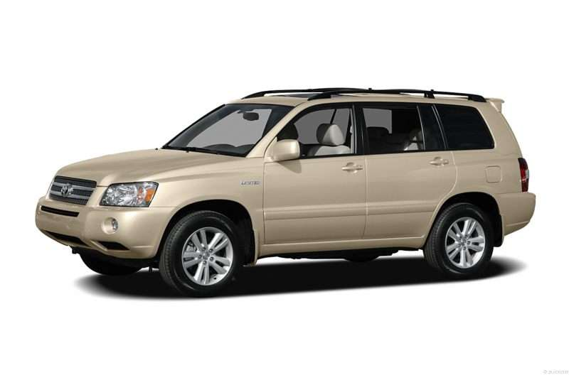 2006 toyota highlander hybrid pictures including interior and exterior images. Black Bedroom Furniture Sets. Home Design Ideas