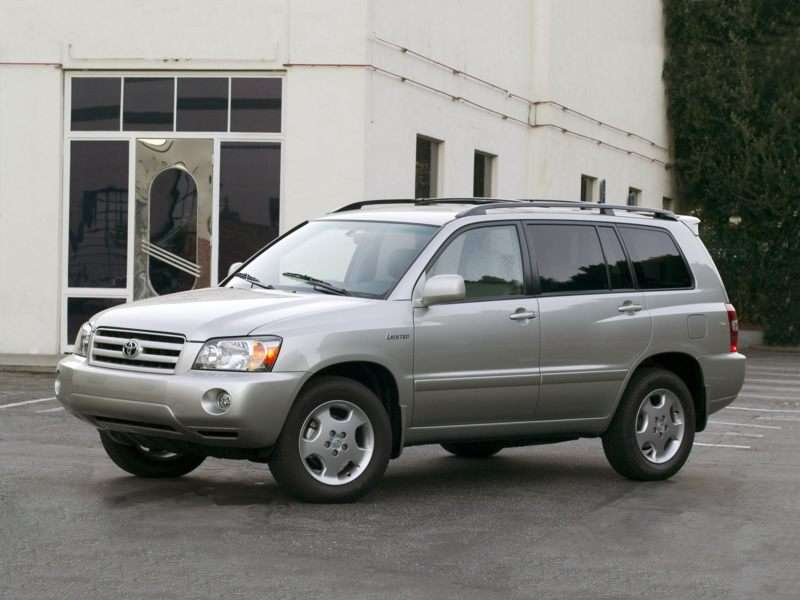 2006 Toyota Highlander Pictures Including Interior And Exterior Images Autobytel