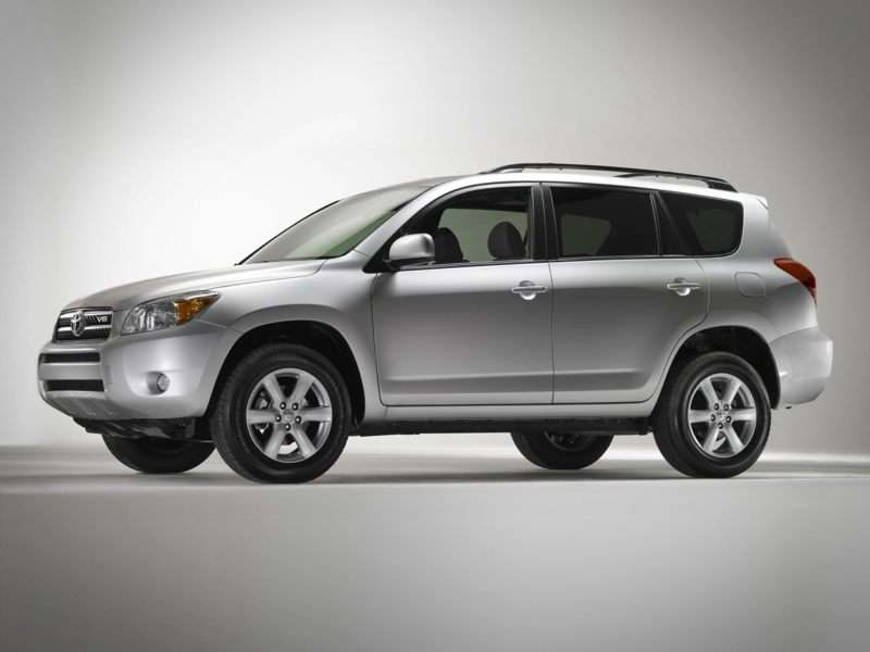 2006 Toyota Rav4 Pictures Including Interior And Exterior Images Autobytel