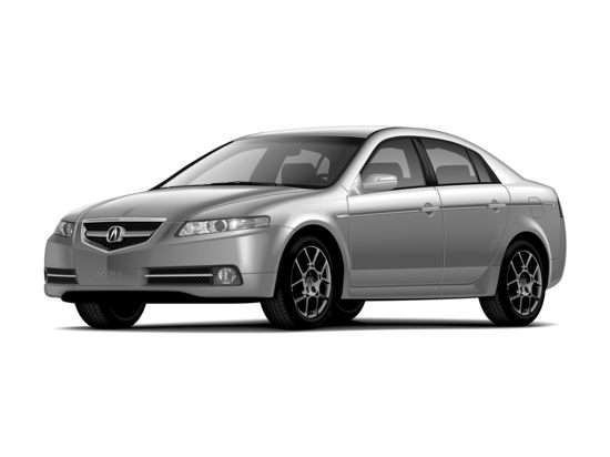 2007 Acura TL Type S w/Nav System (M6)