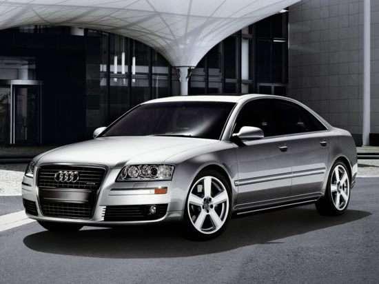 Audi A Models Trims Information And Details Autobytelcom - 2007 audi a8