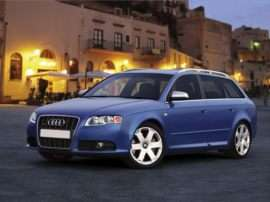 2007 Audi S4 4.2 Avant 4dr All-wheel Drive quattro Station Wagon