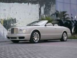 2007 Bentley Azure Base 2dr Convertible