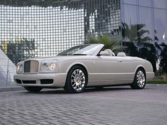 2007 Bentley Azure Base