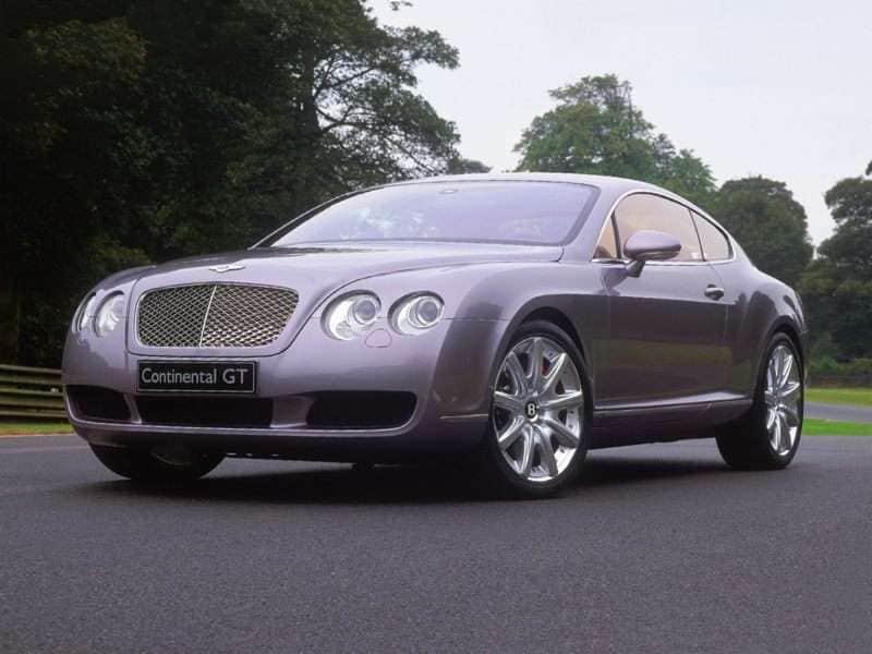 Oemexteriorfront on 2005 Bentley Continental Gt Mpg
