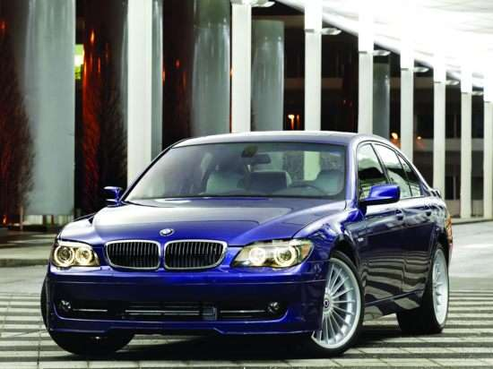 2007 Bmw Alpina B7 Models Trims Information And Details