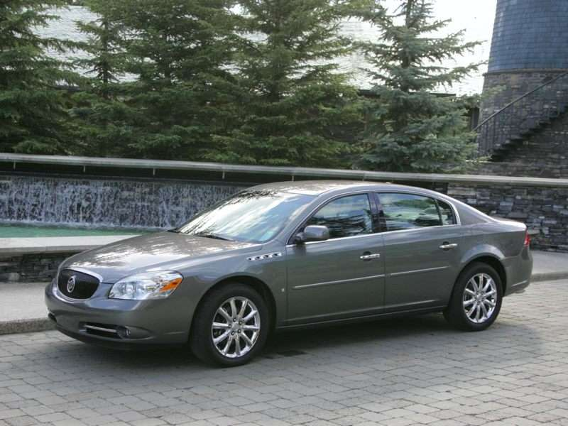 2007 Buick Lucerne Pictures Including Interior And Exterior Images Autobytel