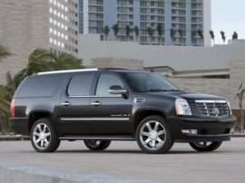 2007 Cadillac Escalade ESV Base All-wheel Drive