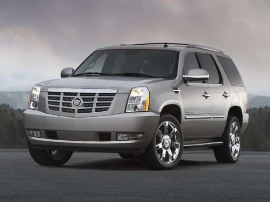 2007 Cadillac Escalade Models Trims Information And Details