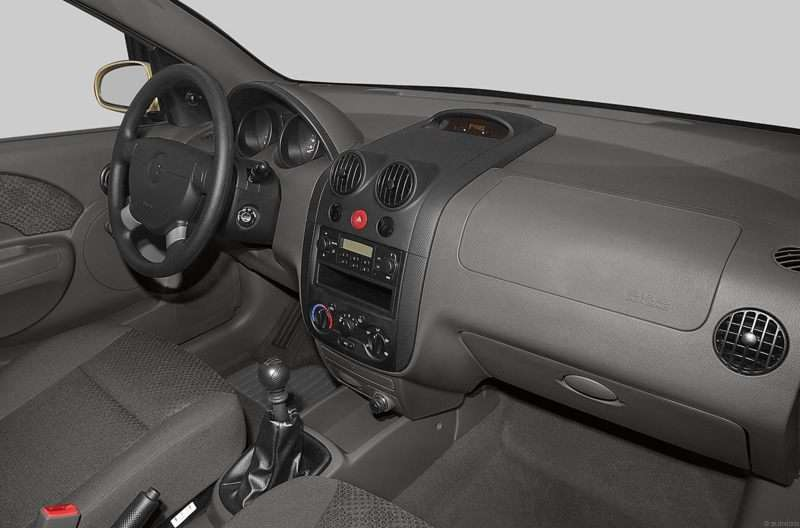2007 Chevrolet Aveo 5 Pictures Including Interior And Exterior Images Autobytel