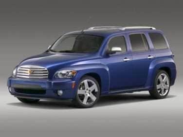 2007 Chevrolet Hhr Exterior Paint Colors And Interior Trim Colors