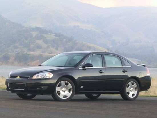 2007 chevrolet impala models  trims  information  and details