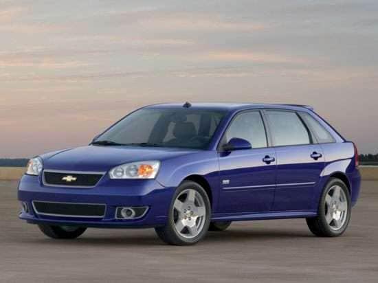 2007 Chevrolet Malibu Maxx Models, Trims, Information, and Details ...