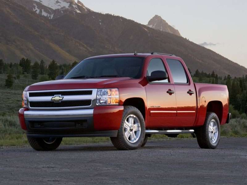 2007 Chevrolet Silverado 1500 Classic Pictures including ...