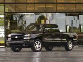 2007 Chevrolet Silverado 1500 SS Classic SS 4x2 Extended Cab 6.5 ft. box 143.5 in. WB