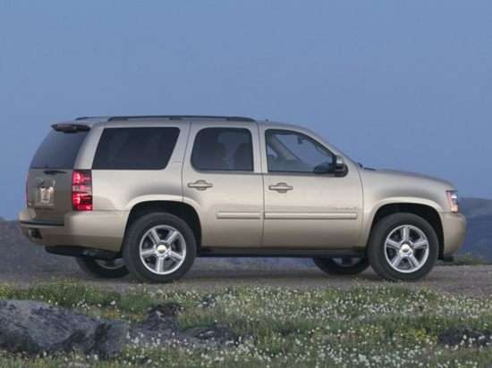 2007 Chevrolet Tahoe Special Services 4x4