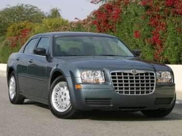 2007 Chrysler 300 Exterior Paint Colors And Interior Trim Colors Autobytel Com