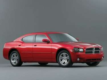 2007 Dodge Charger Exterior Paint Colors and Interior Trim