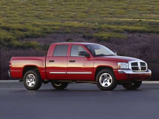 2007 Dodge Dakota Models Trims Information And Details