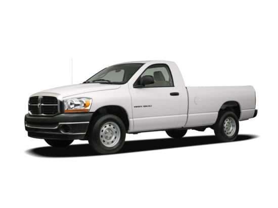 2007 Dodge Ram 1500 Models Trims Information And