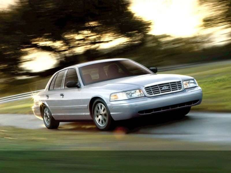 1 Ford Crown Victoria Leading Off This List Of Rear Wheel Drive Cars
