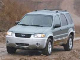 2007 Ford Escape Hybrid Base 4dr Front-wheel Drive