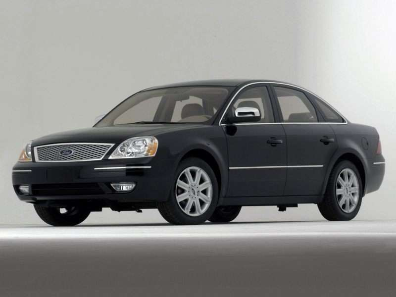Ford Five Hundred Pictures Ford Five Hundred Pics