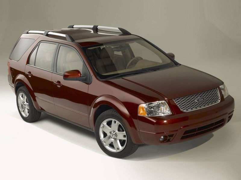 2007 Ford Freestyle Pictures Including Interior And Exterior Images