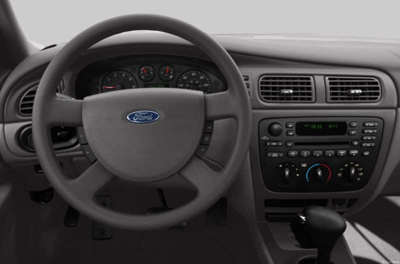 2007 Ford Taurus Pictures Including Interior And Exterior Images