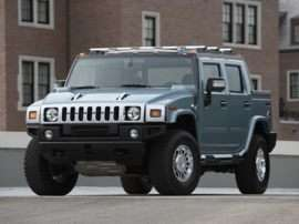 2007 Hummer H2 SUT Base 4dr All-wheel Drive