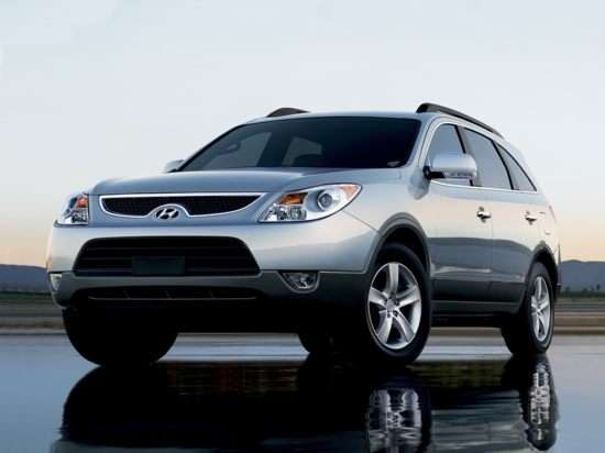 2007 Hyundai Veracruz Models Trims Information And